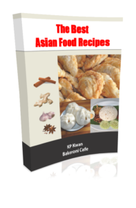 The best Asian food recipes cookbook cover 1