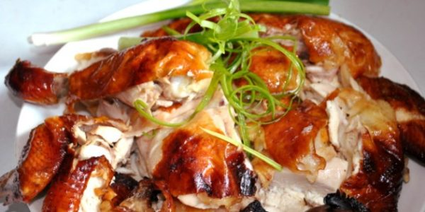 Chinese roast chicken recipe how to make the skin super crispy forumfinder Choice Image
