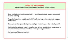 15 Stir Fry Techniques front page1