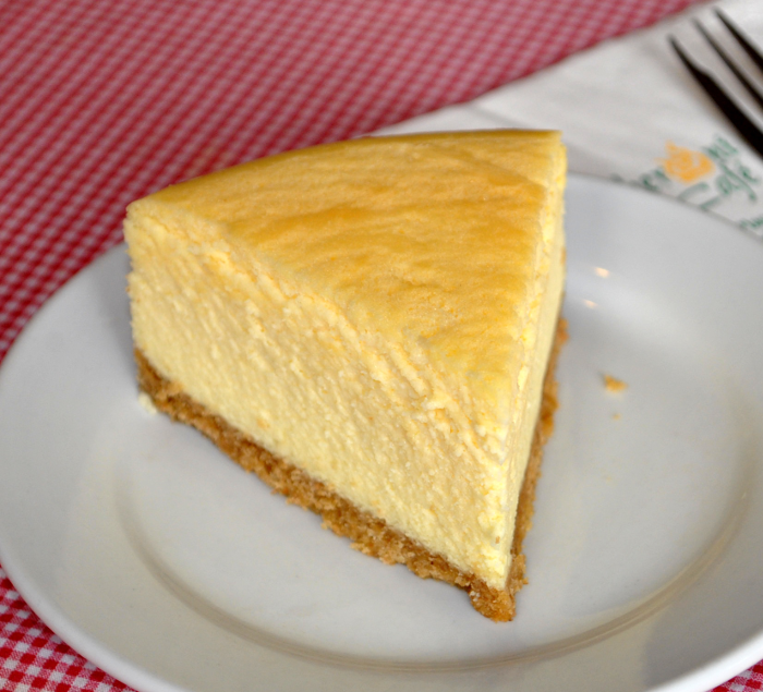 Seven Steps To Bake A Japanese Cheesecake