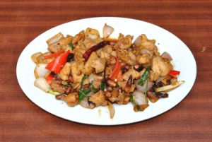 Kung Pao chicken - Breast Meat