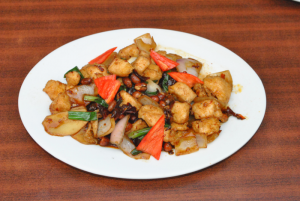 Kung Pao Chicken - Thigh Meat