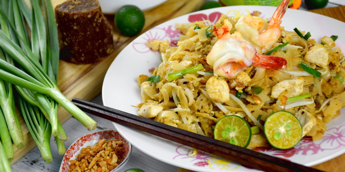 Pad Thai Recipe – How to make in 4 simple steps