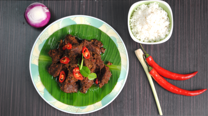 Beef rendang recipe how to make authentic indonesian rendang beef rendang 4 forumfinder Choice Image