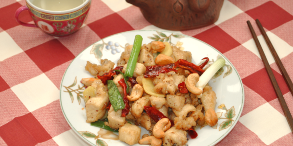 Kung Pao chicken rcipe