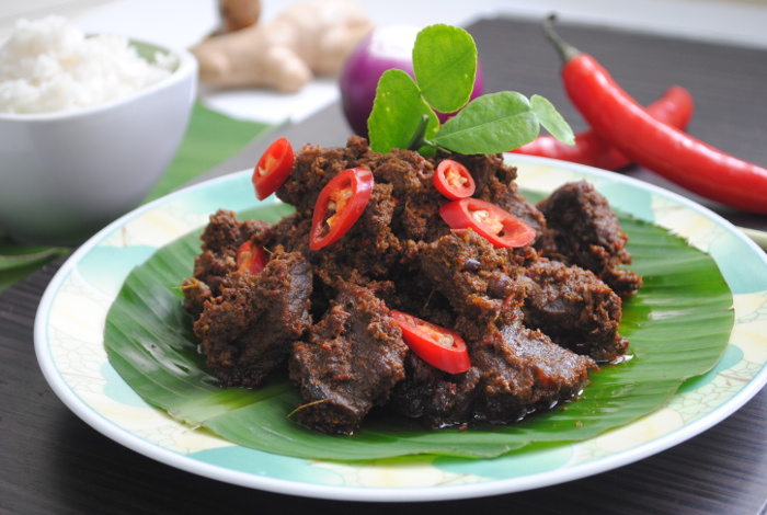 Beef rendang recipe how to make authentic indonesian rendang forumfinder Gallery
