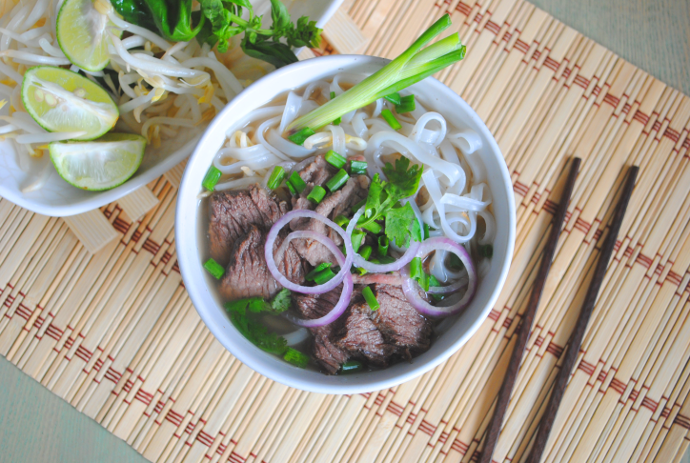 Vietnamese pho recipe- how to cook Vietnamese noodle soup