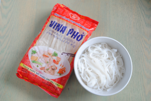 Vietnamese Pho (rice sticks)