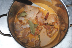 Simmer Massaman curry