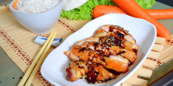 How to cook teriyaki chicken and fusion teriyaki cuisine