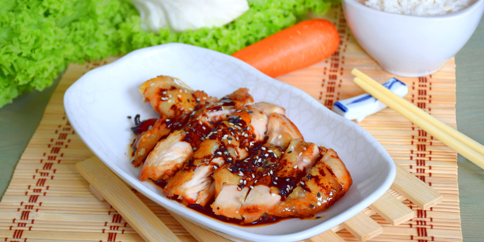 teriyaki chicken recipe