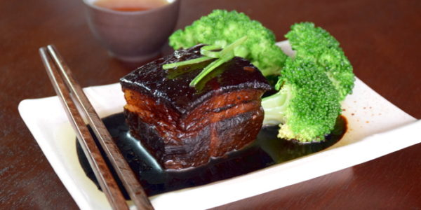 Braised pork belly recipe – Chinese style (Dong Po Rou)