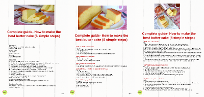 Butter cake recipe complete guide how to make in 8 simple steps butter cake thumbnail forumfinder Gallery