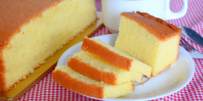 Sri Lankan Butter Cake Recipe