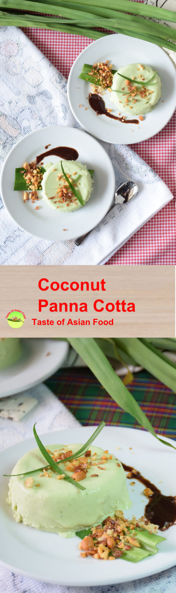 coconut panna cotta pin