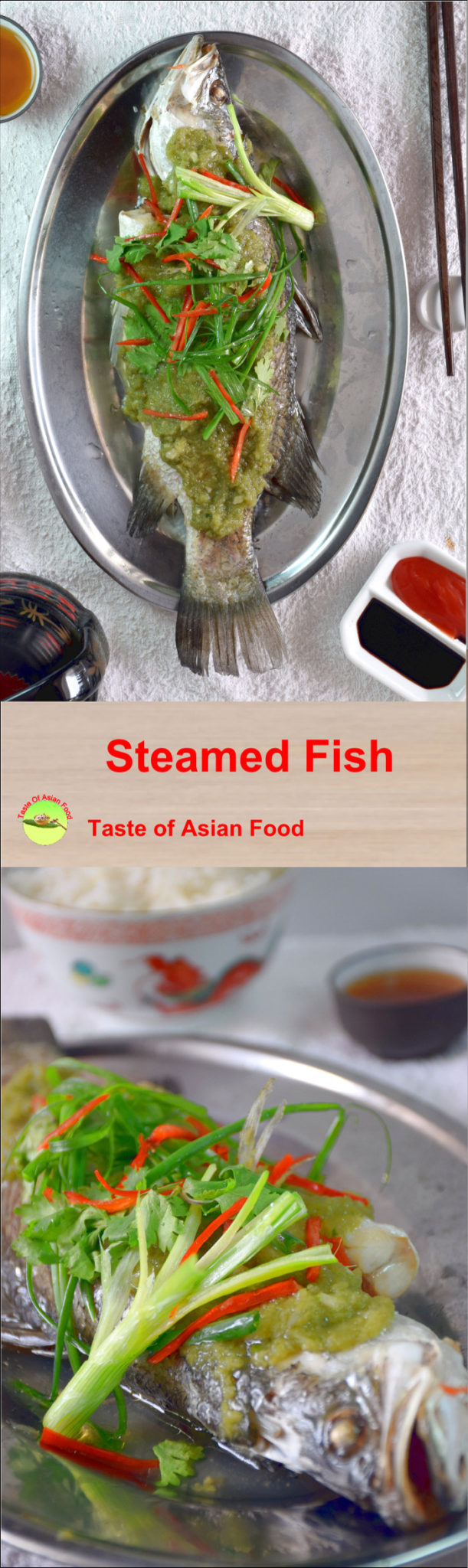 steamed fish pin