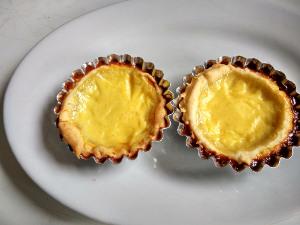 Egg tart Ferris formula