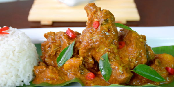 Easy chicken curry recipe- Three secret principles to cook the best curry