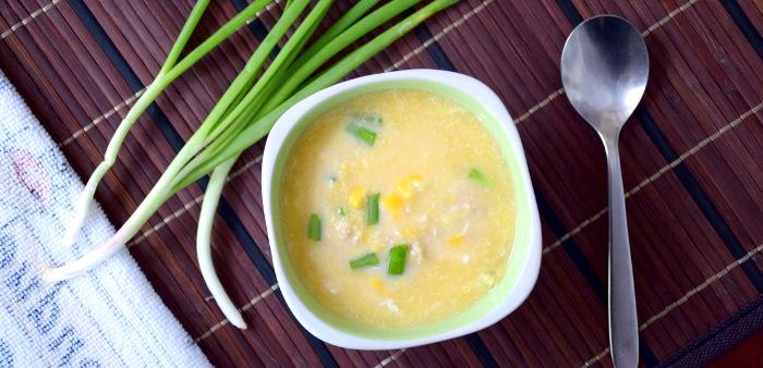 cream corn soup recipe from scratch