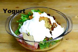 yogurt for chicken biryani