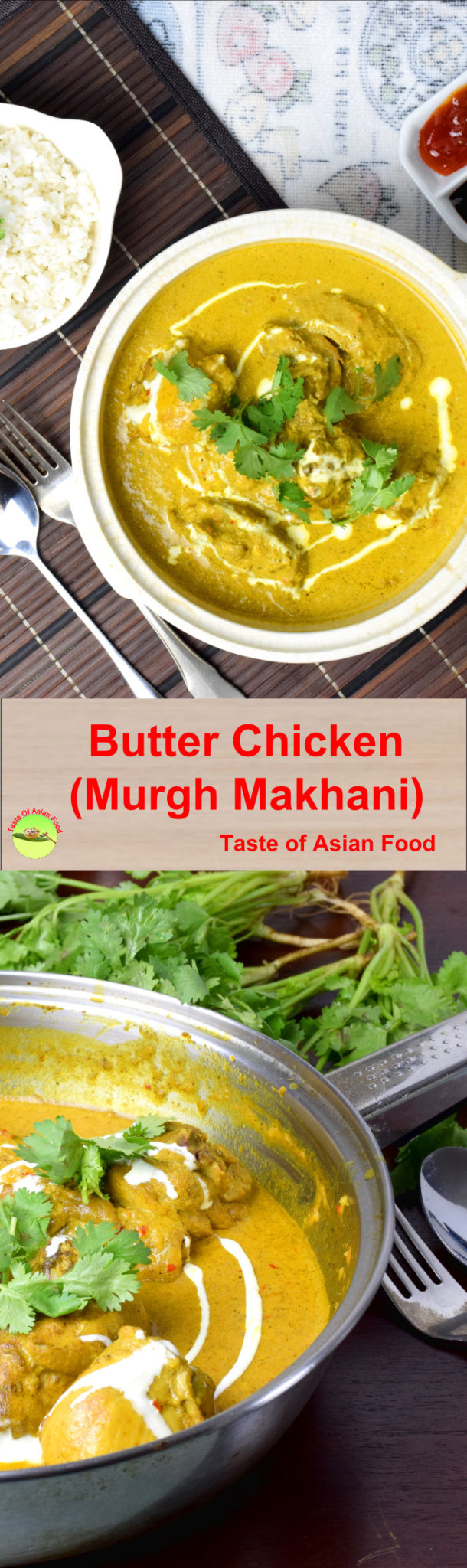 butter chicken pin
