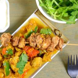 recipe for chicken tikka