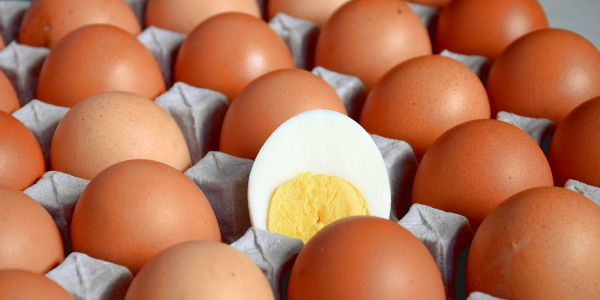 How to cook the perfect hard boiled eggs