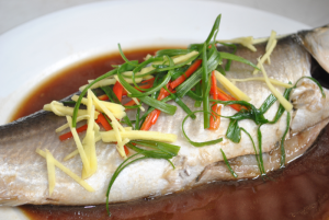 Hong Kong steam fish