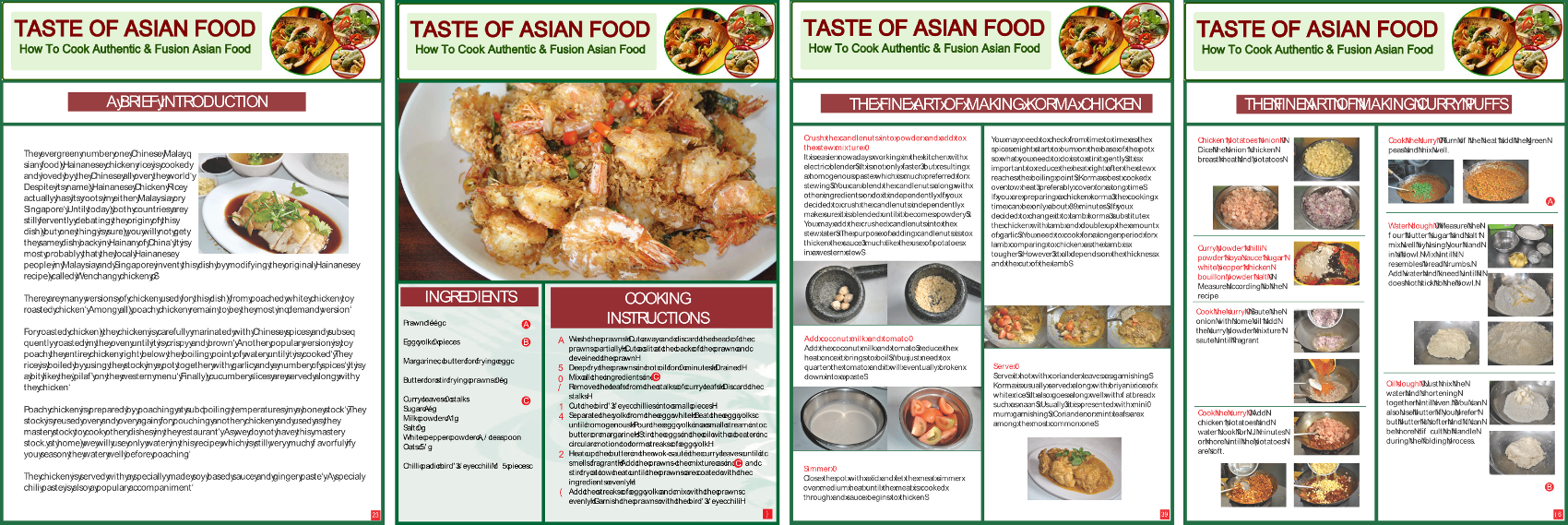 How to cook asian food learn from a native asian chef for Asian cuisine books
