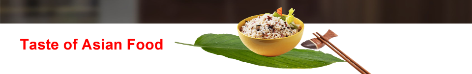 Taste Of Asian Food