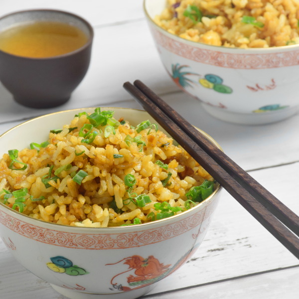 Chinese fried rice how to cook the perfect rice with only six easy fried rice ccuart Gallery