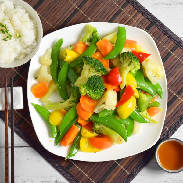 Chinese vegetable stir fry recipe