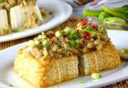 tofu with minced pork recipe
