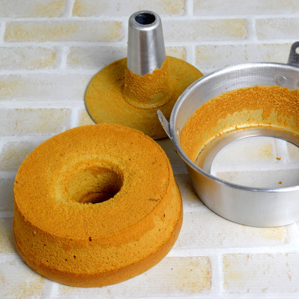 how to make chiffon cake