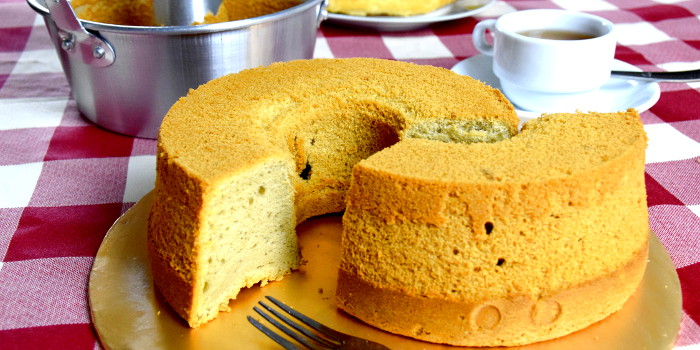 How to make green tea chiffon cake – the complete guide
