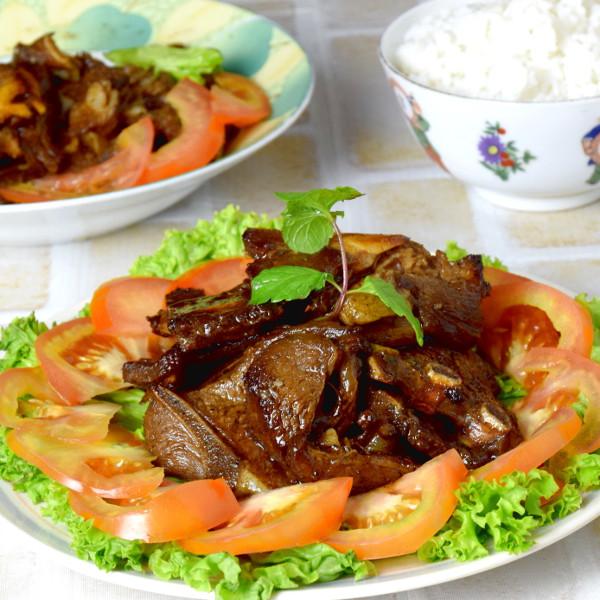 lamb chop Chinese style