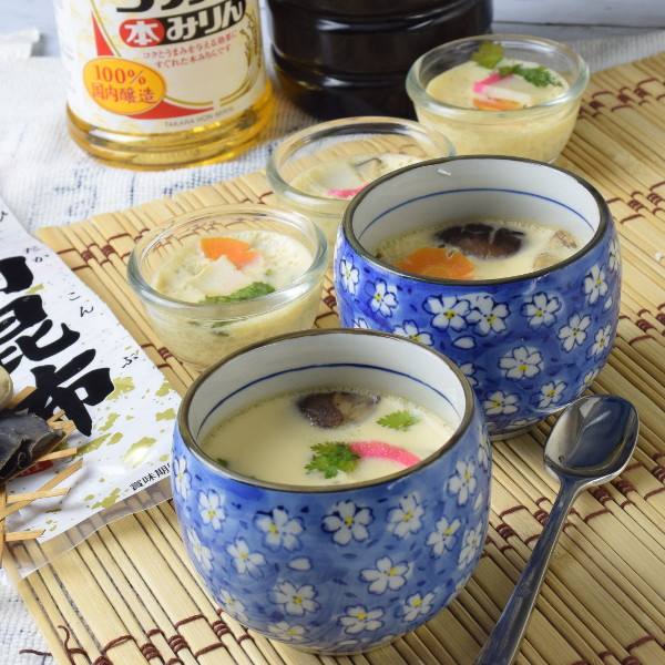 chawanmushi 茶碗蒸し