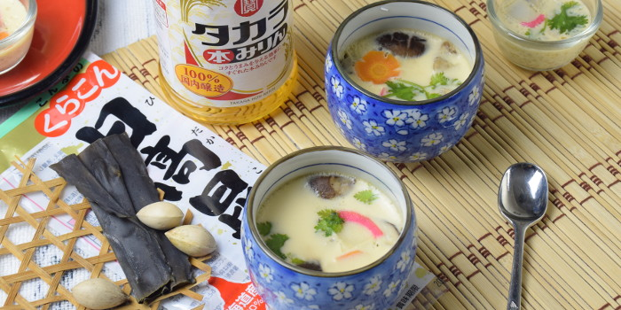 How to prepare Chawanmushi (with step-by-step instruction)