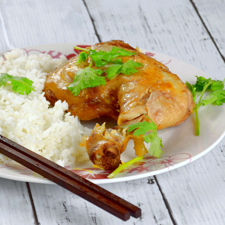 Salt Baked Chicken recipe (盐焗鸡) - The step-by-step guide