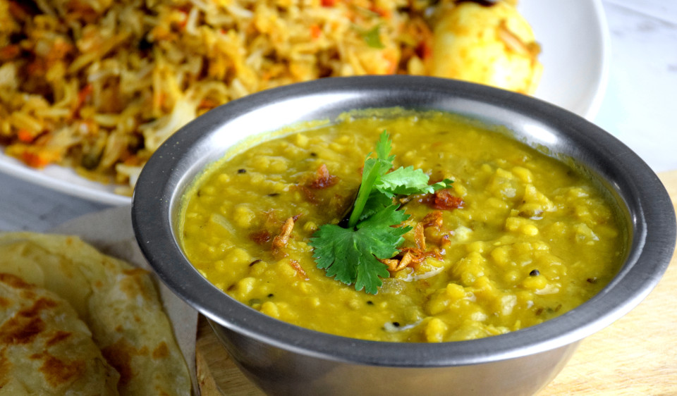 Dhal recipe – How to cook in three simple steps