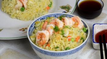 shrimp fried rice recipe