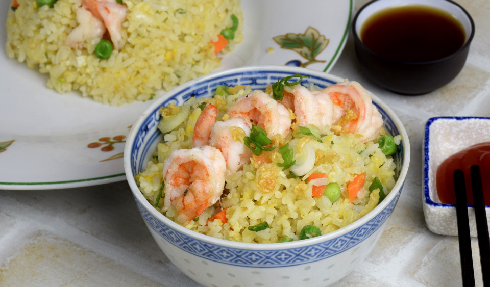 Shrimp fried rice – how to cook to get the best result (trade secrets)