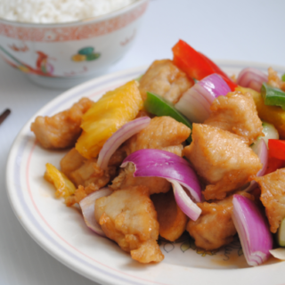 Chinese Sweet And Sour Chicken Recipe With Detail Notes
