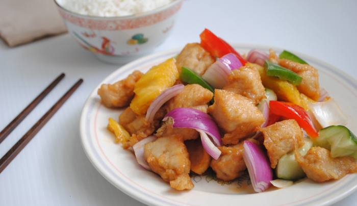Sweet And Sour Chicken - Authentic Chinese Style