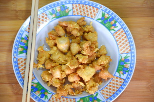 Sweet and sour chicken ingredients