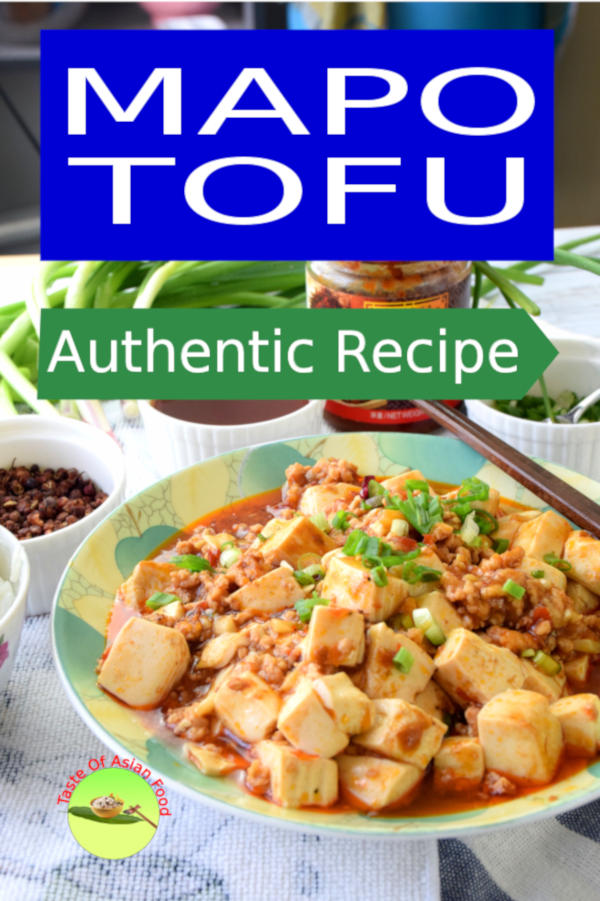 This easy Mapo Tofu recipe 麻婆豆腐 has the bursting and mouth-numbing flavor that you will like. It has the flavor of the complex interplay of spices and flavor.