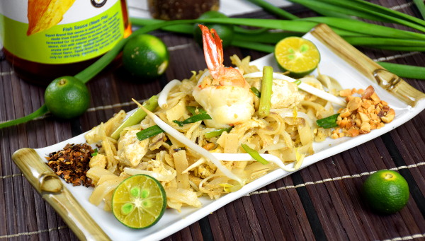how to cook pad thai