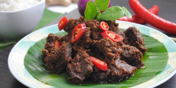 Rendang | Foto: Taste of Asian Food
