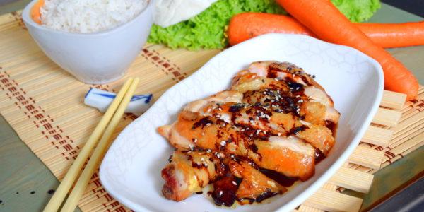 Teriyaki Chicken Recipe Easy Japanese Cuisine Cook In 10 Minutes
