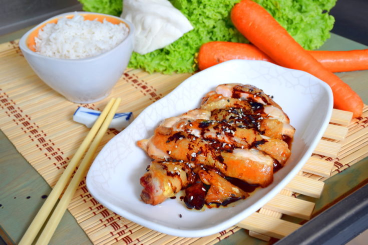 Teriyaki Chicken Recipe Easy Japanese Cuisine Cook In 10 Minutes